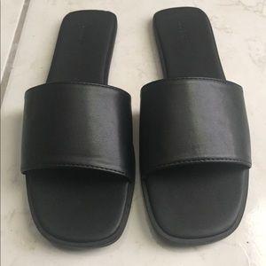 Forever 21 Shoes - F21 Black Sandals